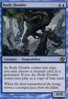 Planar Chaos: Body Double
