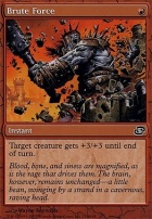 Planar Chaos: Brute Force