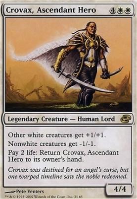 Planar Chaos: Crovax, Ascendant Hero