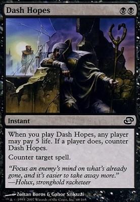 Planar Chaos: Dash Hopes