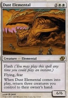 Planar Chaos: Dust Elemental