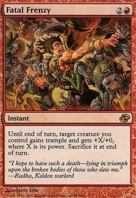 Planar Chaos: Fatal Frenzy
