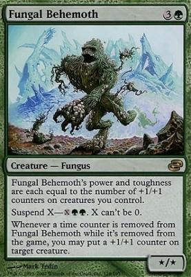 Planar Chaos: Fungal Behemoth