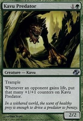 Planar Chaos: Kavu Predator