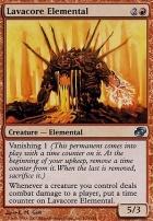 Planar Chaos: Lavacore Elemental