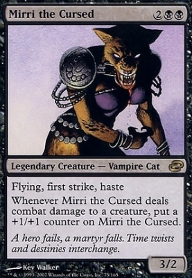 Planar Chaos: Mirri the Cursed