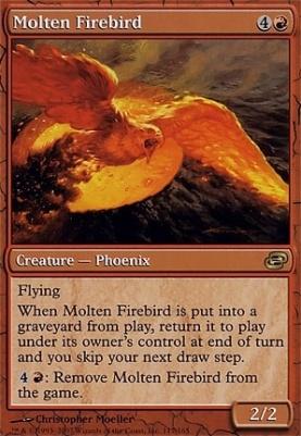 Planar Chaos: Molten Firebird
