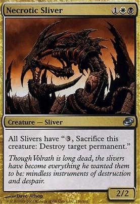 Planar Chaos: Necrotic Sliver