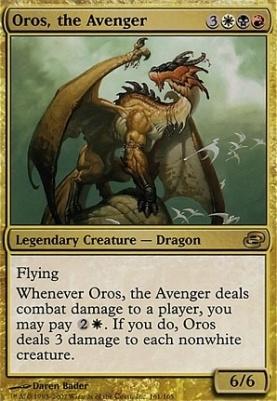 Planar Chaos: Oros, the Avenger