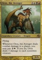 Planar Chaos Foil: Oros, the Avenger