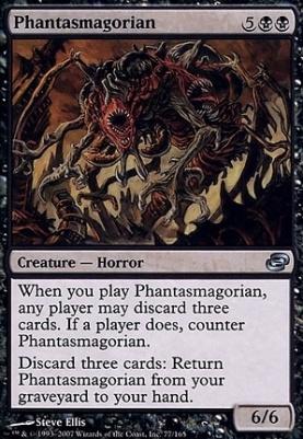 Planar Chaos: Phantasmagorian