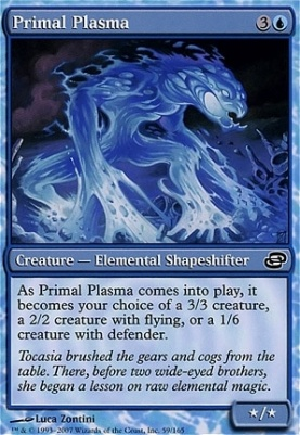 Planar Chaos Foil: Primal Plasma
