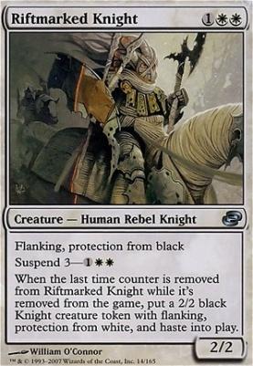 Planar Chaos: Riftmarked Knight