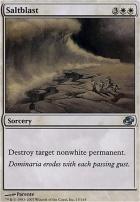 Planar Chaos Foil: Saltblast