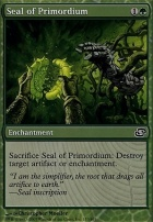 Planar Chaos: Seal of Primordium