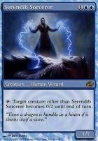 Planar Chaos: Serendib Sorcerer