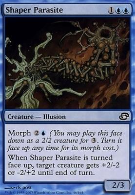 Planar Chaos Foil: Shaper Parasite