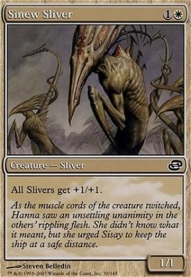 Planar Chaos: Sinew Sliver