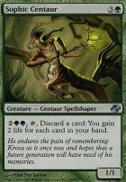 Planar Chaos Foil: Sophic Centaur