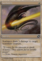 Planar Chaos: Sunlance