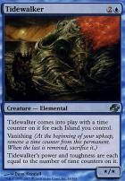 Planar Chaos: Tidewalker