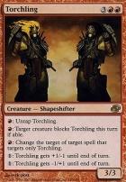 Planar Chaos: Torchling
