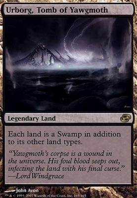 Planar Chaos: Urborg, Tomb of Yawgmoth