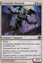 Planar Chaos Foil: Voidstone Gargoyle