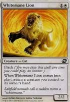 Planar Chaos Foil: Whitemane Lion