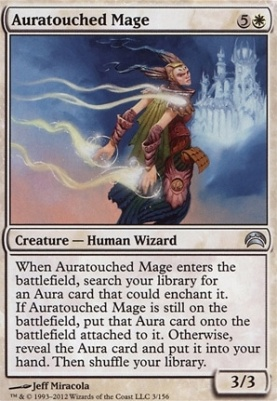 Planechase 2012: Auratouched Mage