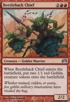 Planechase 2012: Beetleback Chief