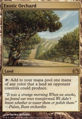Planechase 2012: Exotic Orchard