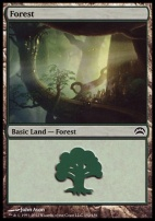 Planechase 2012: Forest (152 B)