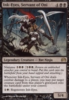 Planechase 2012: Ink-Eyes, Servant of Oni