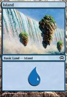 Planechase 2012: Island (138 B)