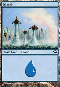 Planechase 2012: Island (139 C)