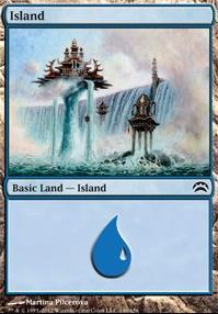 Planechase 2012: Island (140 D)