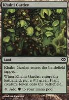 Planechase 2012: Khalni Garden