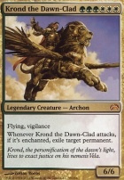 Planechase 2012: Krond the Dawn-Clad