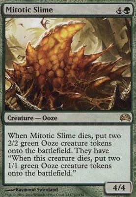 Planechase 2012: Mitotic Slime