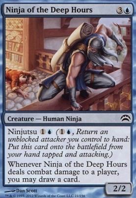 Planechase 2012: Ninja of the Deep Hours