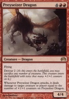 Planechase 2012: Preyseizer Dragon