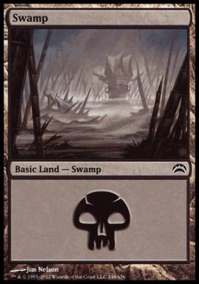 Planechase 2012: Swamp (146 E)