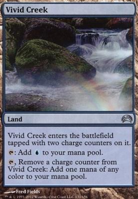Planechase 2012: Vivid Creek