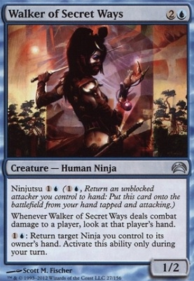 Planechase 2012: Walker of Secret Ways