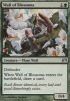 Planechase 2012: Wall of Blossoms