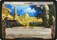Planechase Anthology: Aretopolis (Plane Oversized)