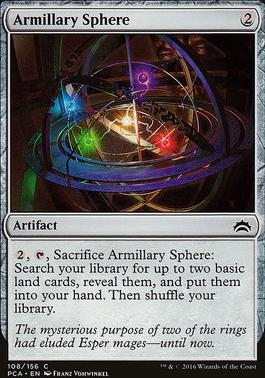 Planechase Anthology: Armillary Sphere