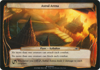 Planechase Anthology: Astral Arena (Plane Oversized)