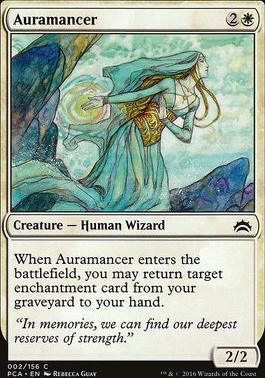 Planechase Anthology: Auramancer